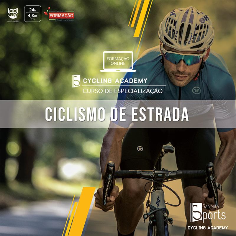 Curso de Especialização de Ciclismo de Estrada