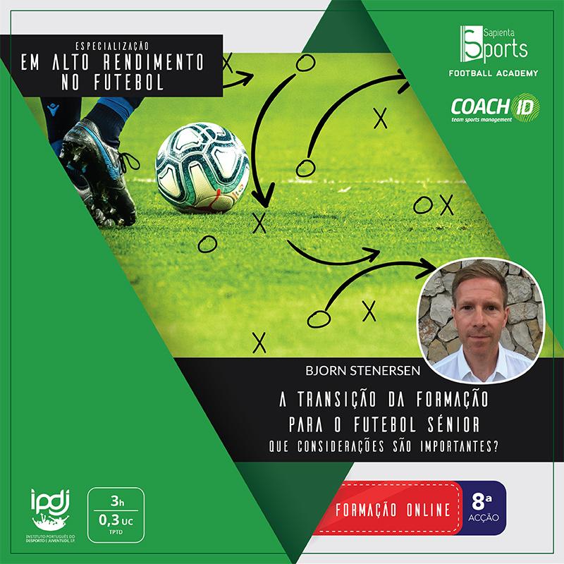 A Transição da Formação Para o Futebol Sénior | Que Considerações São Importantes?