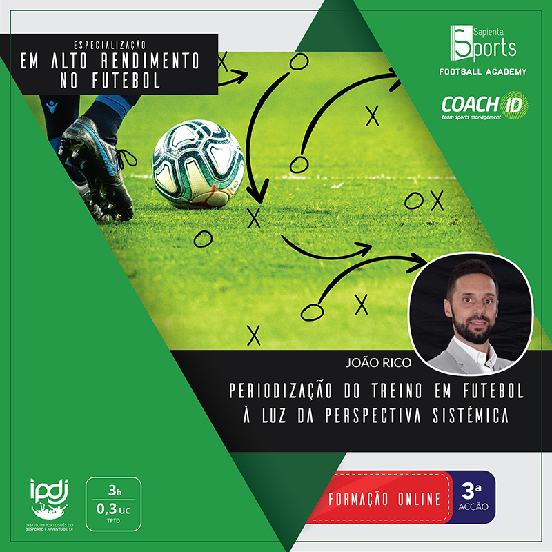 Periodização do Treino em Futebol à Luz da Perspetiva Sistémica