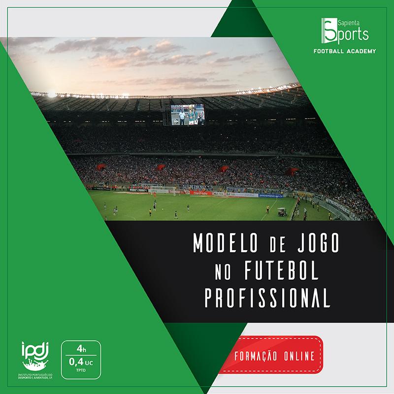 Modelo de Jogo no Futebol Profissional