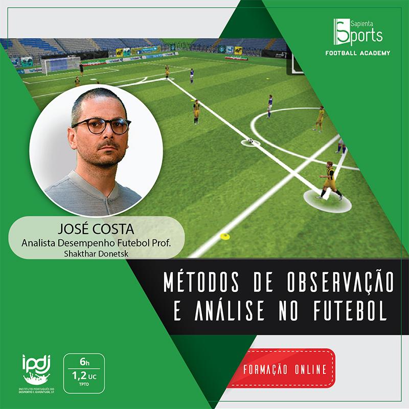 Métodos de Observação e Análise no Futebol