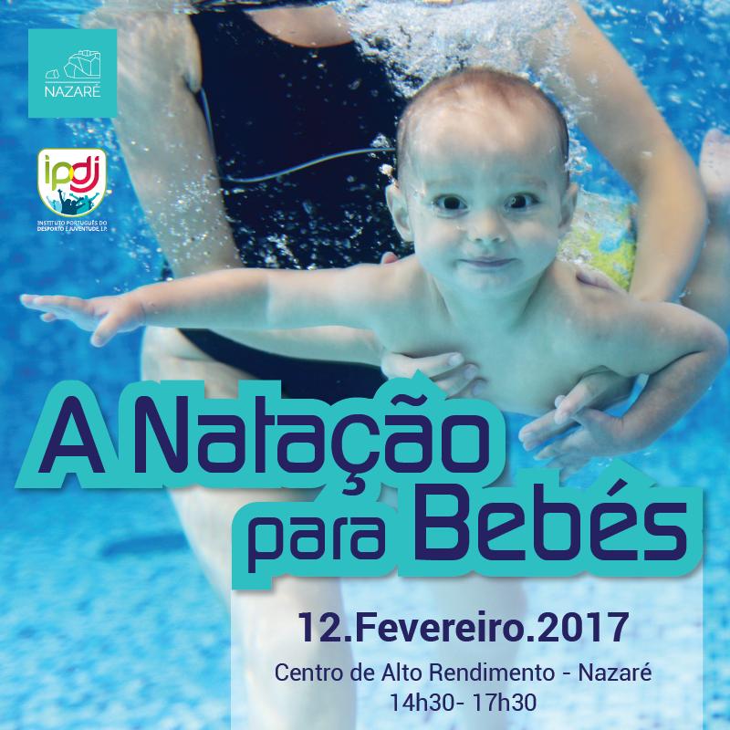 A Natação de Bebés - Princípios, objectivos e metodologias
