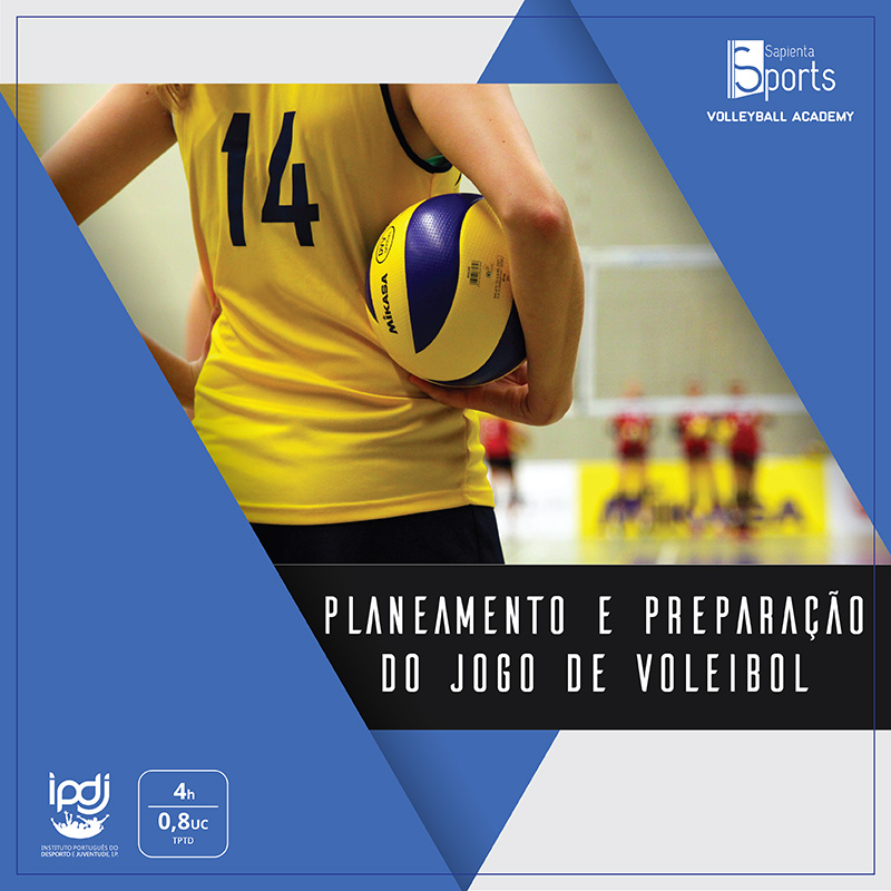 Planeamento e Preparação do Jogo de Voleibol
