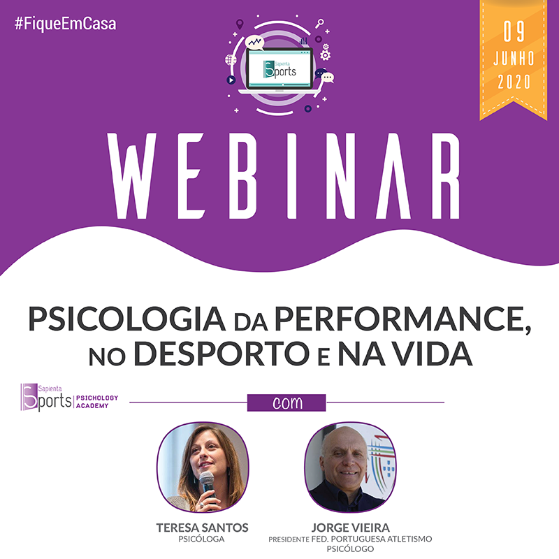 Psicologia da Performance, no Desporto e na Vida