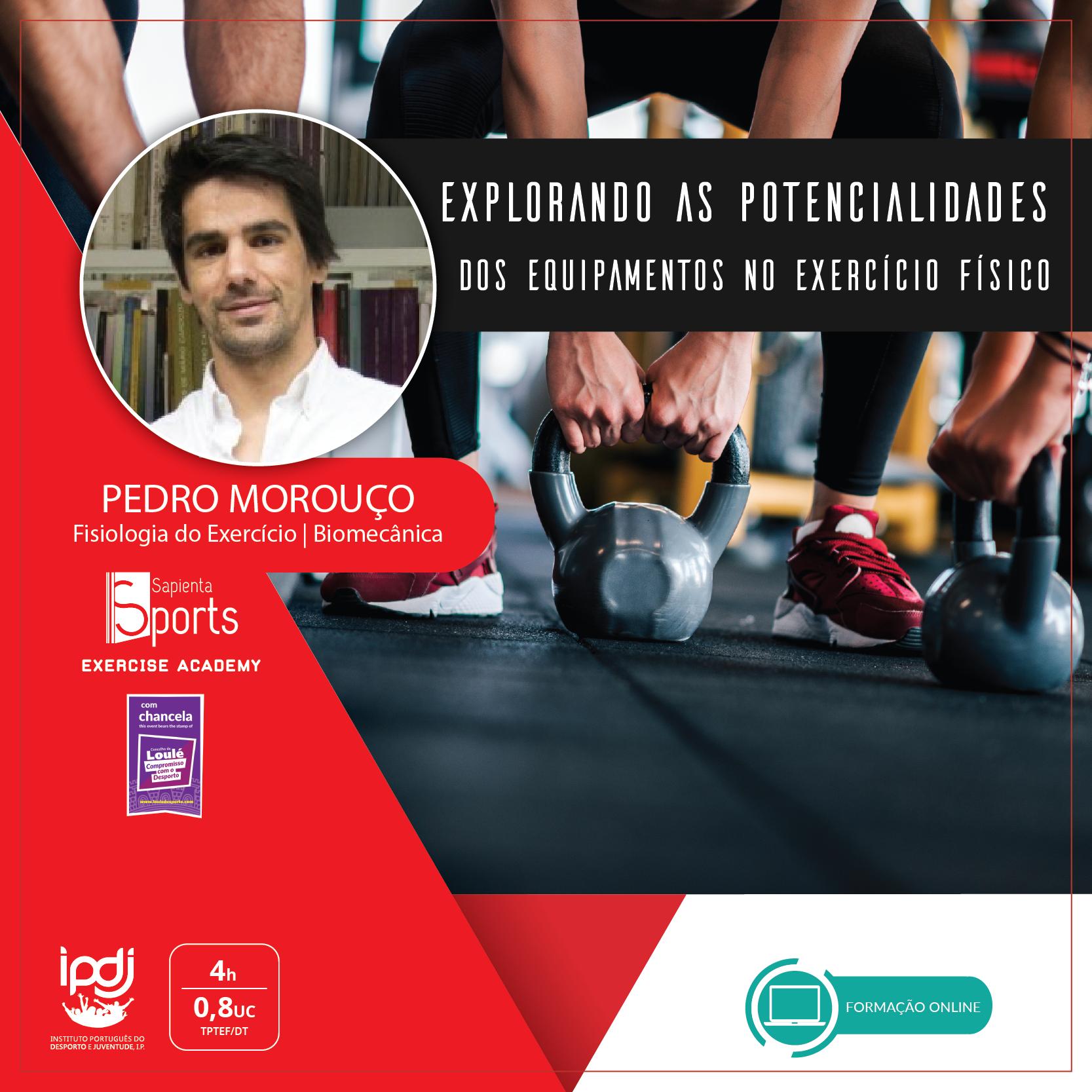 Explorando as Potencialidades dos Equipamentos no Exercício Físico