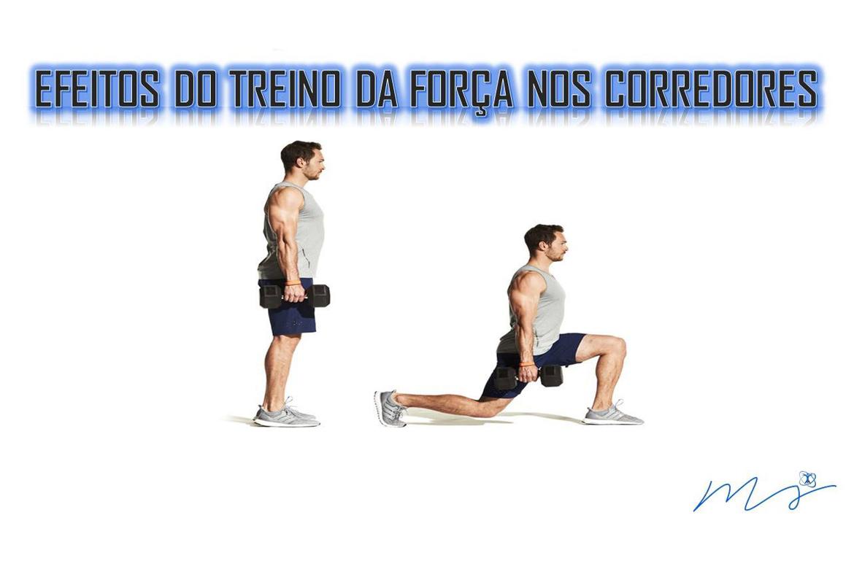 O MITO dos efeitos do treino da força nos corredores