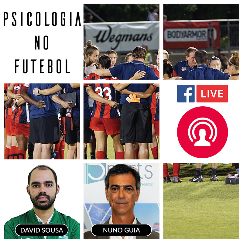 Psicologia no Futebol