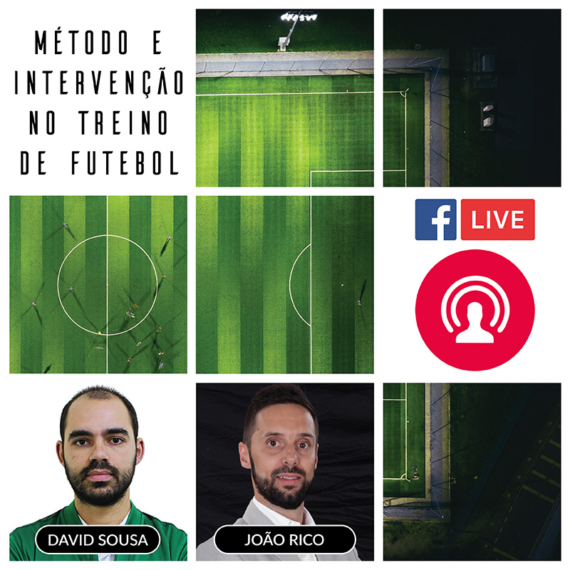 Método e Intervenção no Treino de Futebol