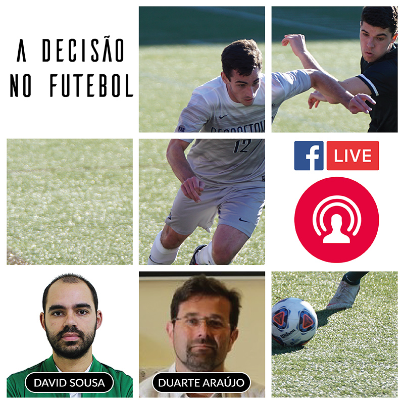 A Decisão no Futebol