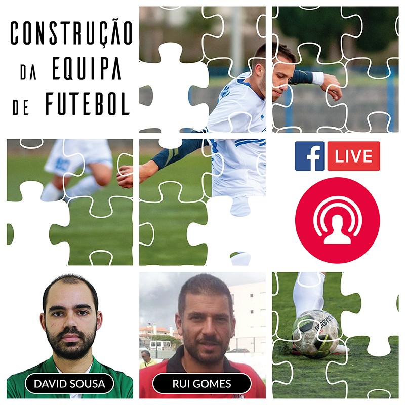 Construção de Uma Equipa de Futebol
