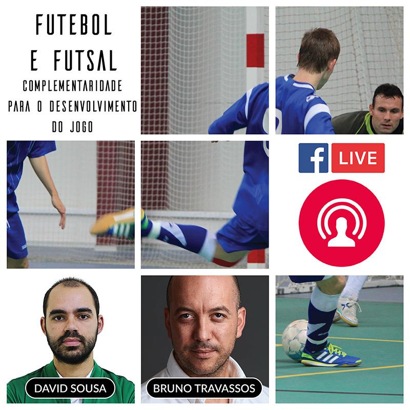 Futebol e Futsal Complementaridade Para o Desenvolvimento do Jogo